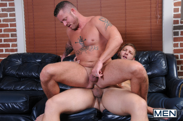 MEN.COM: Top To Bottom 5 (Charlie Harding & Colby Jansen)