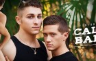 HELIX STUDIOS: Calvin Banks and Tyler Hill
